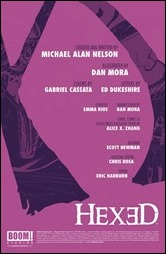 Hexed #1 Preview 1