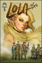 Lola XOXO #4 Cover C - Oum