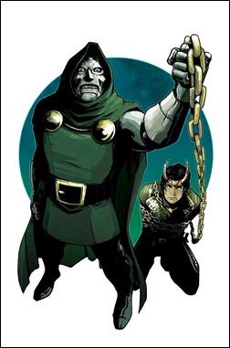 Loki: Agent of Asgard #6 Cover