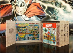 Marvel Famous Firsts: 75th Anniversary Masterworks Slipcase Preview 3