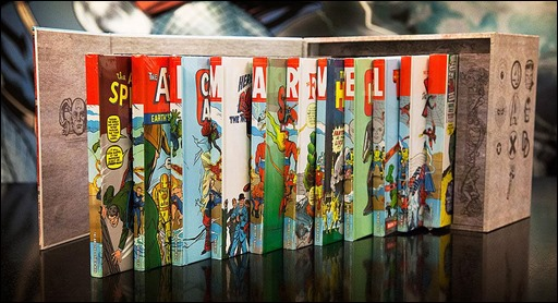Marvel Famous Firsts: 75th Anniversary Masterworks Slipcase