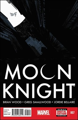 Moon Knight #7 Cover
