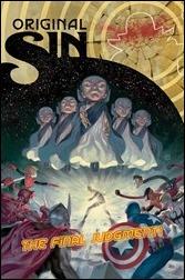 Original Sin #8 Cover