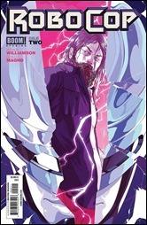 RoboCop #2 Cover A