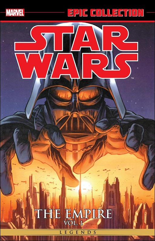 Star Wars Legends Epic Collection: The Empire Vol 1 Cover