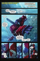 Transformers: Primacy #1 Preview 5