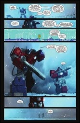 Transformers: Primacy #1 Preview 6