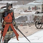 First Look: The Valiant #1 by Lemire, Kindt, and Rivera
