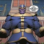 Thanos: The Infinity Revelation OGN by Jim Starlin – A 7 page Preview
