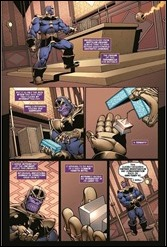 Thanos: The Infinity Revelation Preview 5