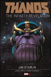 Thanos: The Infinity Revelation OGN Cover