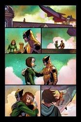 Uncanny Avengers #24 Preview 1