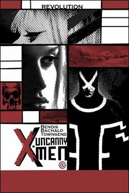 Uncanny X-Men #25 Cover