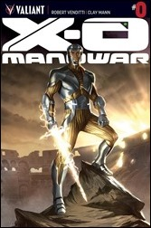 X-O Manowar #0 Cover A