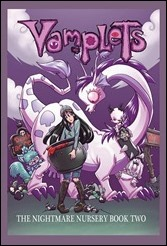 Vamplets: The Nightmare Nursery Book 2 Cover