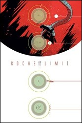 Roche Limit #1 Cover