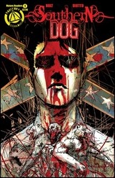 Southern Dog #1 Cover