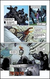 The F1rst Hero #1 Preview 4