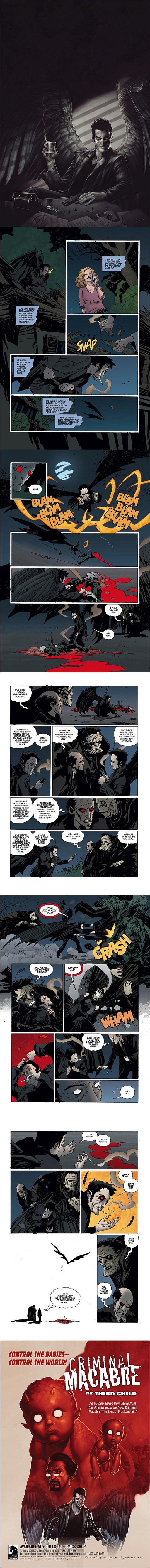 Criminal Macabre: The Third Child #1 Preview
