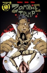 Zombie Tramp #2 Cover