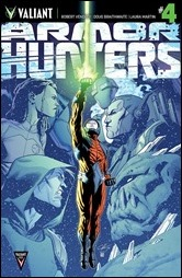Armor Hunters #4 Cover - Henry Variant