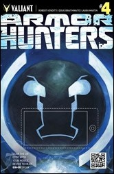 Armor Hunters #4 Cover - Fowler Variant