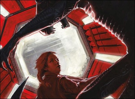 Aliens: Fire and Stone #1