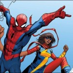 Preview: Amazing Spider-Man #7 – Peter Parker Meets Kamala Khan