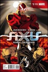 Avengers & X-Men: Axis #2 Cover - Anka Inversion Variant