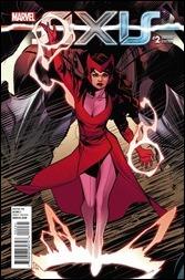 Avengers & X-Men: Axis #2 Cover - Asrar Young Guns Variant