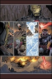 Avengers & X-Men: Axis #2 Preview 1