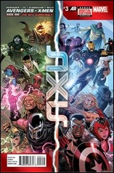 Avengers & X-Men: Axis #3 Cover