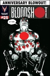BLOODSHOT #25 – Variant Cover by Rafael Albuquerque