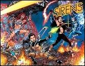 George Pérez's Sirens #1 Cover A
