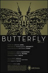 Butterfly #1 Preview 1
