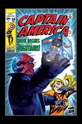Captain America #25 Cover - Hasbro Variant