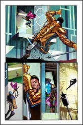 Captain America #25 Preview 4