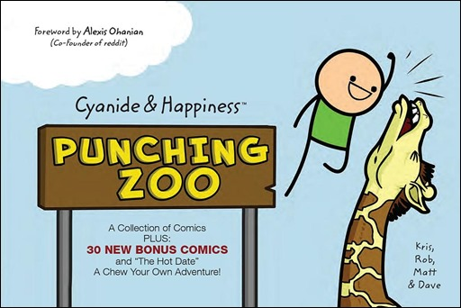 Cyanide & Happiness: Punching Zoo TP