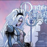 First Look: Damsels in Excess #3 by Hernandez & Andolfo