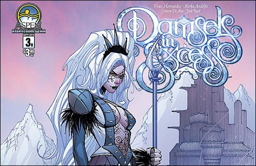 Damsels in Excess #3