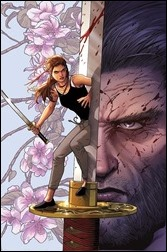 Death of Wolverine #3 Cover