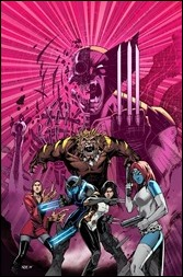 Death of Wolverine: The Logan Legacy #1 Cover
