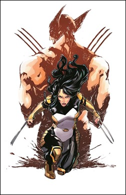 Death of Wolverine: The Logan Legacy #2 Cover