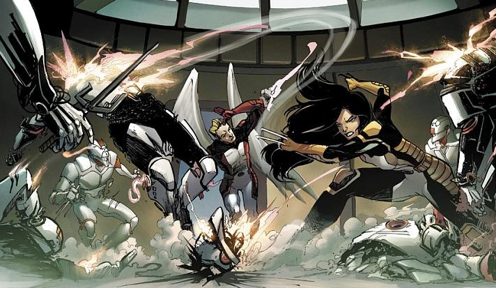 Death Of Wolverine The Logan Legacy 2