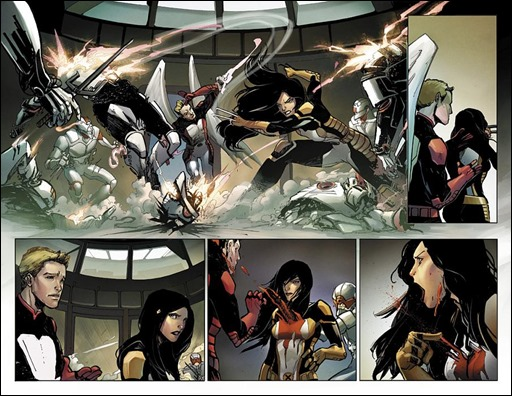 Death of Wolverine: The Logan Legacy #2 Preview 1