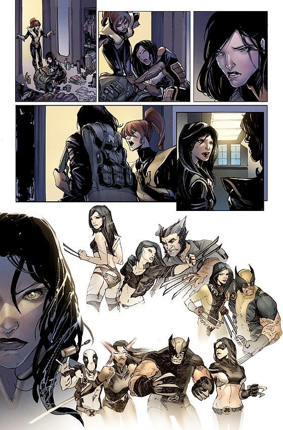 Death Of Wolverine The Logan Legacy 2 Preview