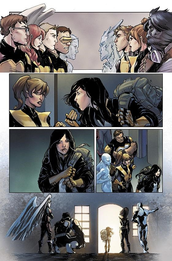 Death Of Wolverine The Logan Legacy 2 Preview 3