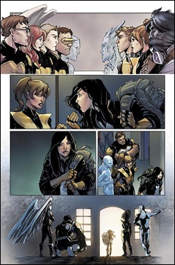 Death of Wolverine: The Logan Legacy #2 Preview 3