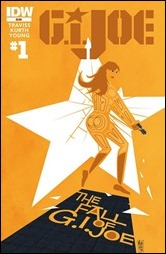 G.I. Joe #1 Cover