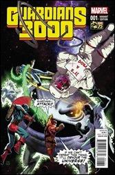 Guardians 3000 #1 Cover - Molina Deadpool 75th Variant